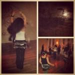 Full Moon Yoga Trance Dance May, 2012
