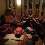 Full Moon Healing Meditation Circle October 2012