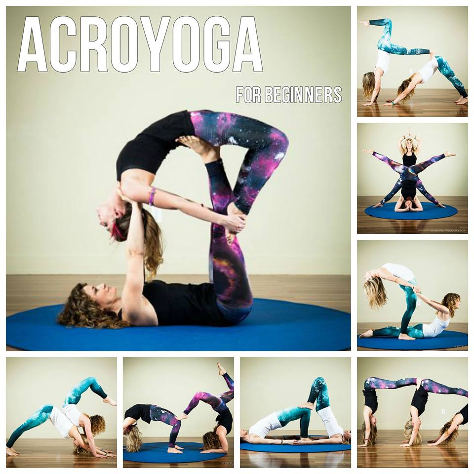 Partner yoga poses for beginners acro yoga 1