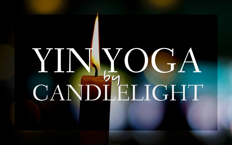 Yin Yoga by Candlelight